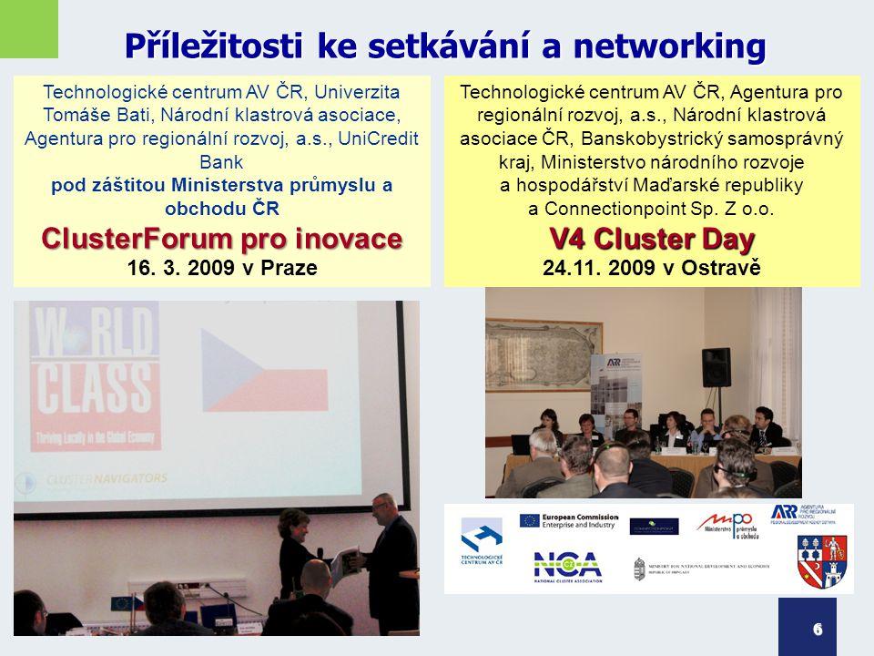 Pavla Břusková prezidentka Národní klastrové asociace info@nca.czinfo@nca.cz; www.nca.cz www.nca.cz info@nca.czwww.nca.cz Tel: 552 308 348, 731 505 929 Děkuji za pozornost 7