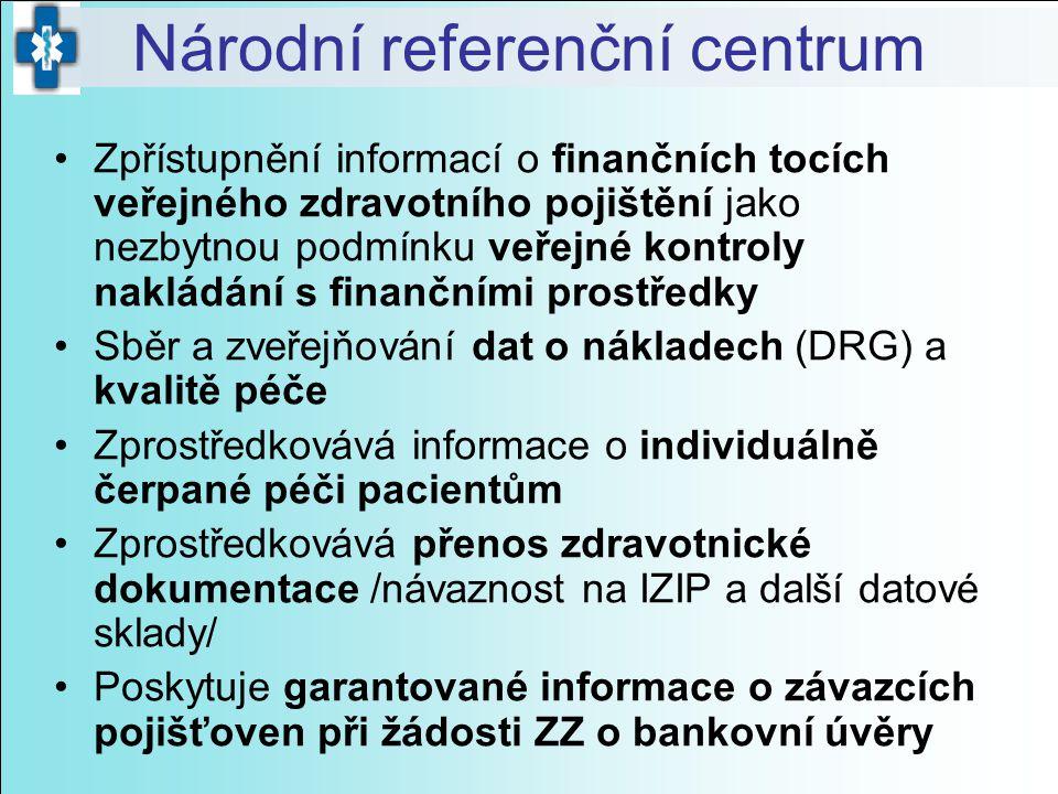 Zpřístupnění informací o finančních tocích veřejného zdravotního pojištění jako nezbytnou podmínku veřejné kontroly nakládání s finančními prostředky