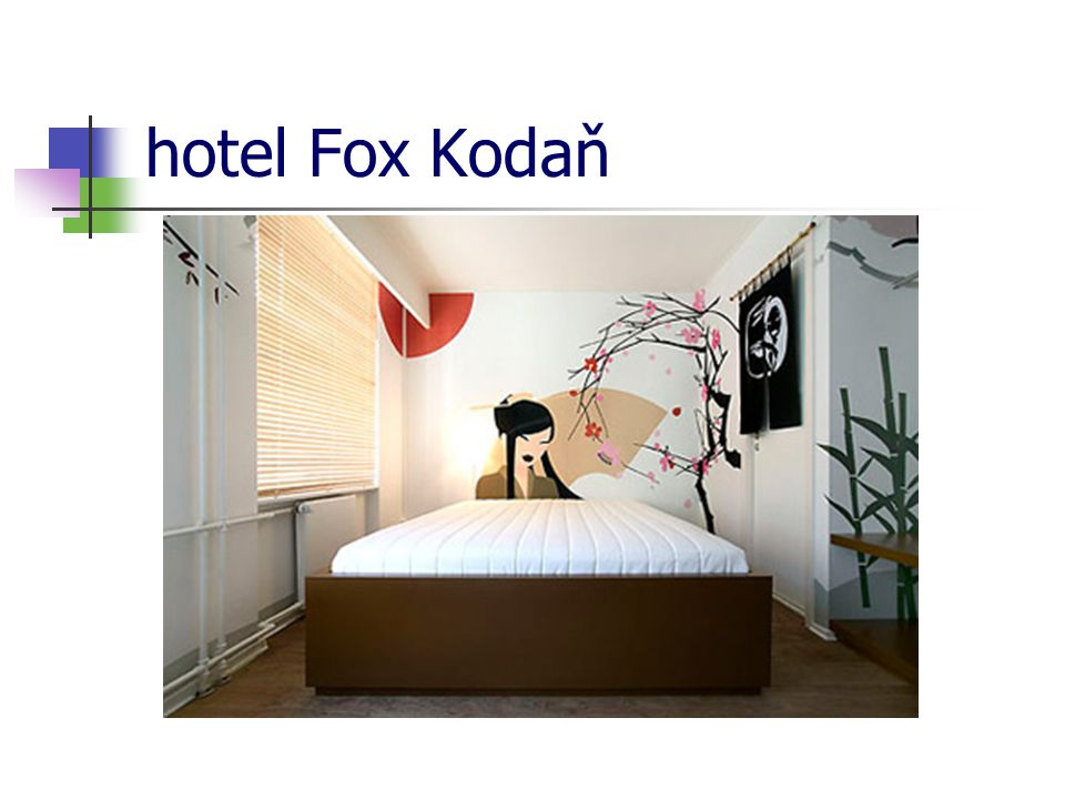 hotel Fox Kodaň