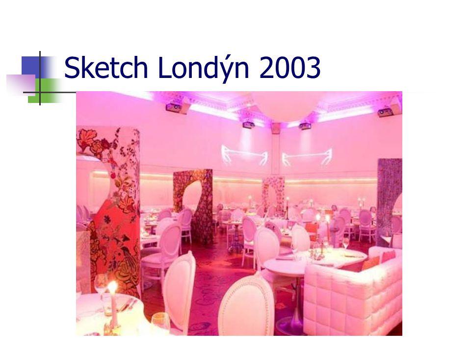 Sketch Londýn 2003