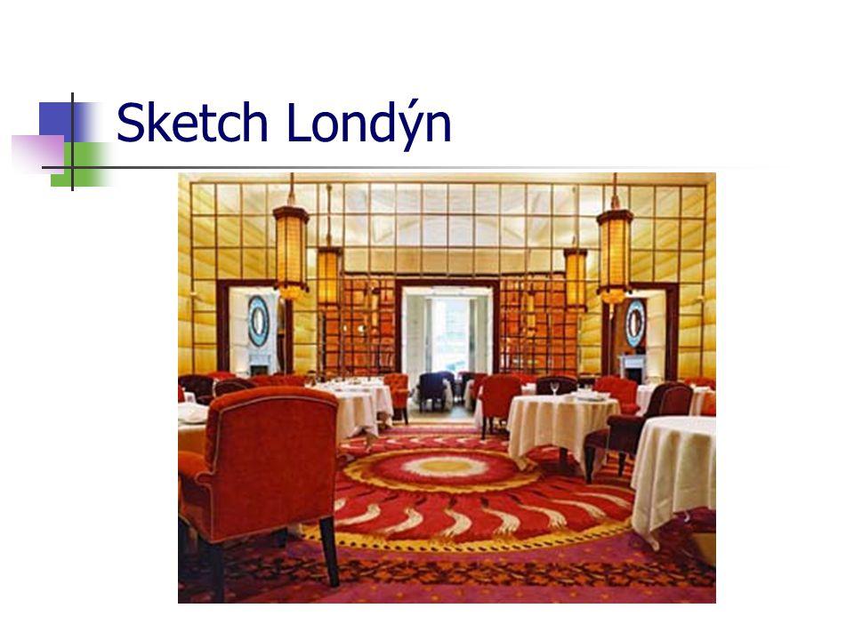 Sketch Londýn