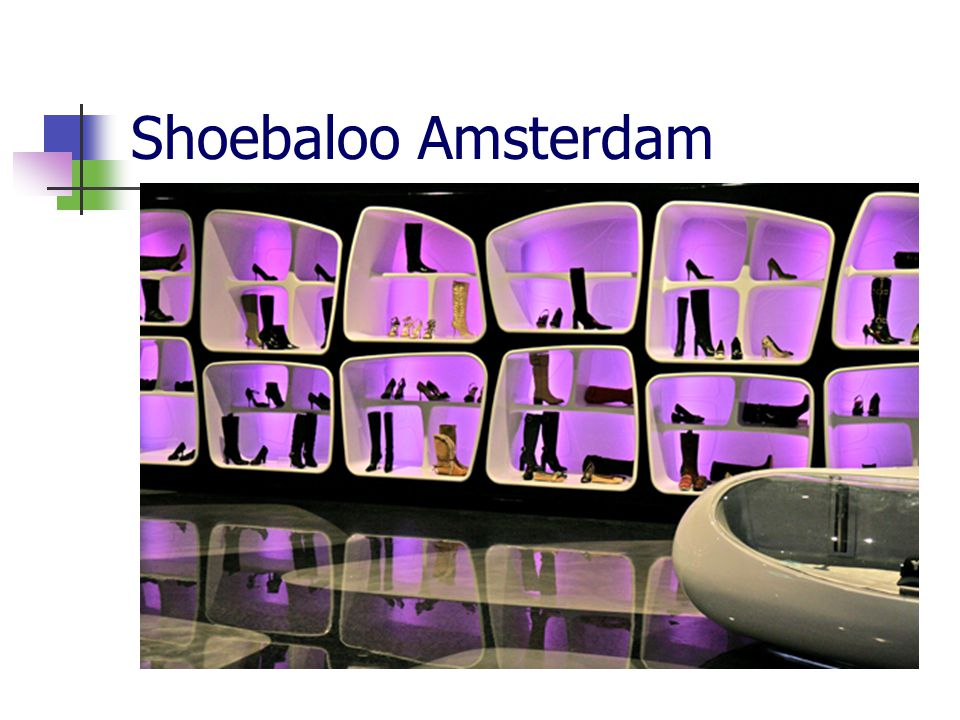 Shoebaloo Amsterdam