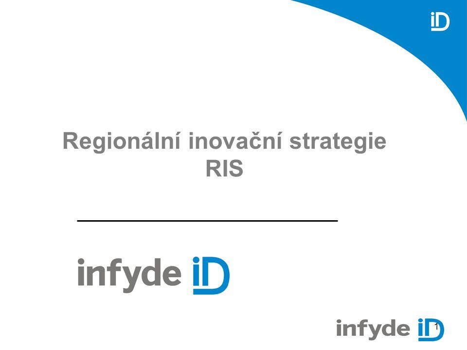 2 O Regionálních inovačních strategiích Projekty RIS mají za cíl podporu rozvoje regionálních inovačních strategií, které by zvýšily inovace a konkurenceschopnost regionu díky optimalizaci inovačních politik a infrastruktury.