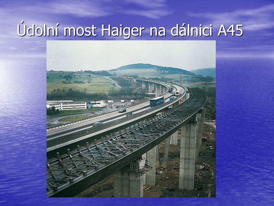 Údolní most Haiger na dálnici A45