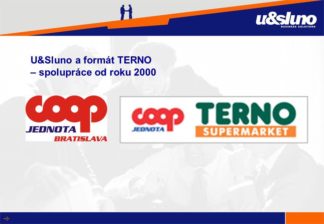 U&Sluno a formát TERNO – spolupráce od roku 2000