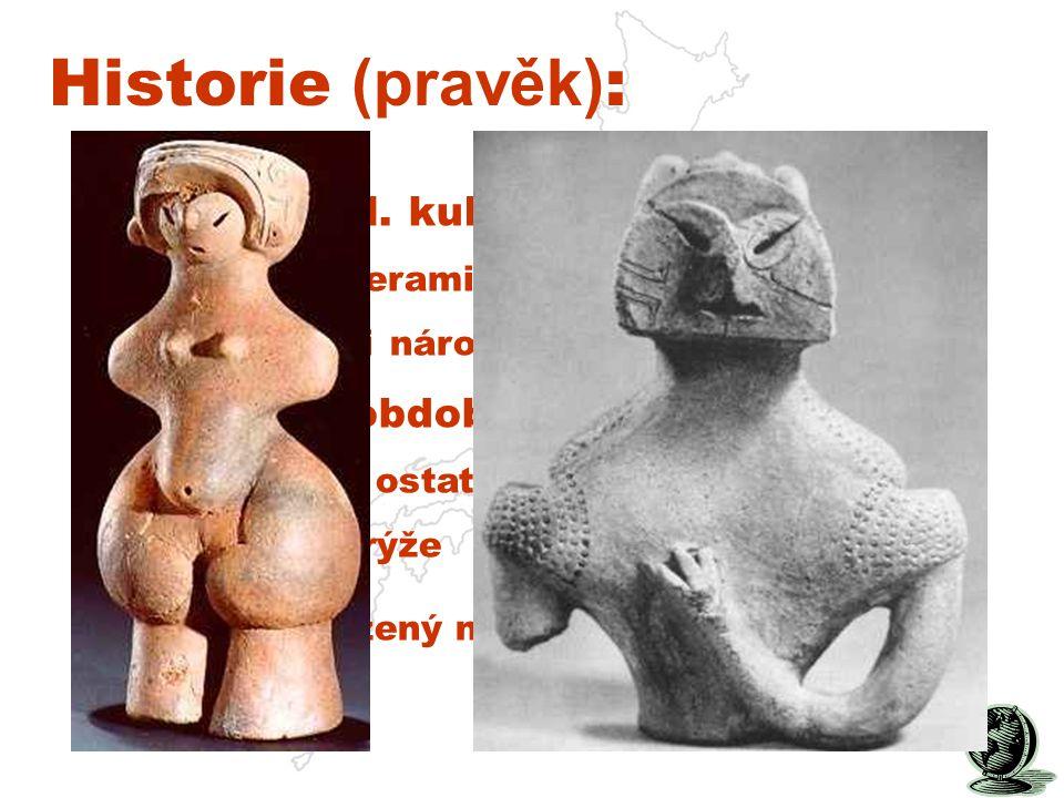 Historie (pravěk) : 11 tis.př.n.l.