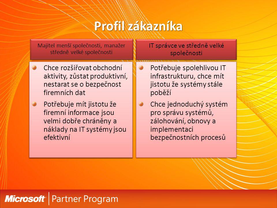 Další informace Další informace o Hyper-V Serveru Další informace o Hyper-V Serveru – http://technet.microsoft.com/en- us/library/cc753637.aspx http://technet.microsoft.com/en- us/library/cc753637.aspx http://technet.microsoft.com/en- us/library/cc753637.aspx Hyper-V Server OPK předinstalační sada Hyper-V Server OPK předinstalační sada – http://oem.microsoft.com/script/contentpa ge.aspx?PageID=564791 http://oem.microsoft.com/script/contentpa ge.aspx?PageID=564791 http://oem.microsoft.com/script/contentpa ge.aspx?PageID=564791 Windows Server 2008 OPK Windows Server 2008 OPK – http://oem.microsoft.com/script/contentpage.aspx ?pageid=564076 http://oem.microsoft.com/script/contentpage.aspx ?pageid=564076 http://oem.microsoft.com/script/contentpage.aspx ?pageid=564076