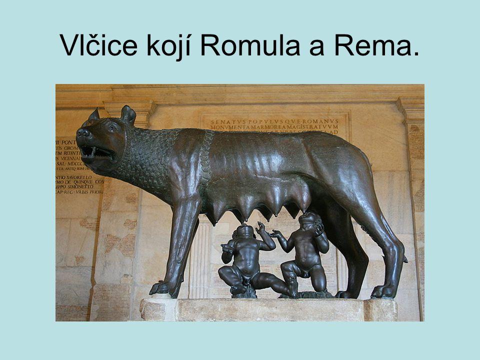 Římské království.Zpočátku byl Řím královstvím.
