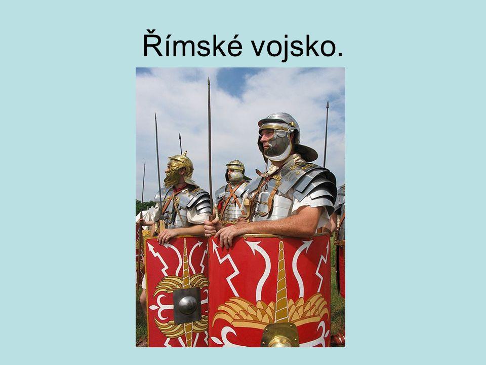 Důsledky válečných tažení Římanů Vítězné války přinesly některým Římanům velké bohatství ( majitelé velkých statků ).