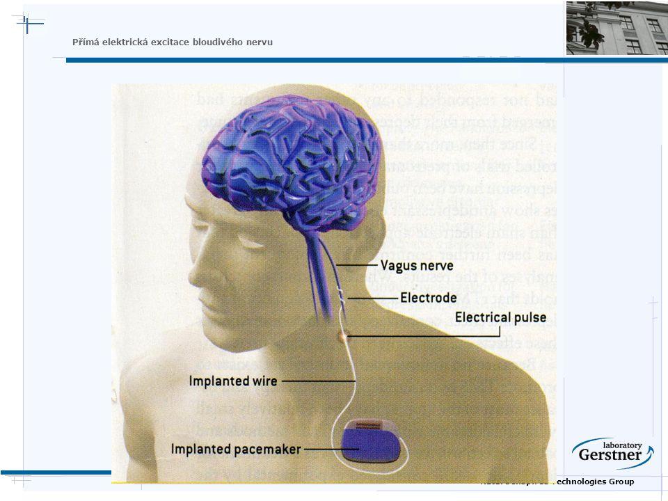Nature Inspired Technologies Group Přímá elektrická excitace bloudivého nervu