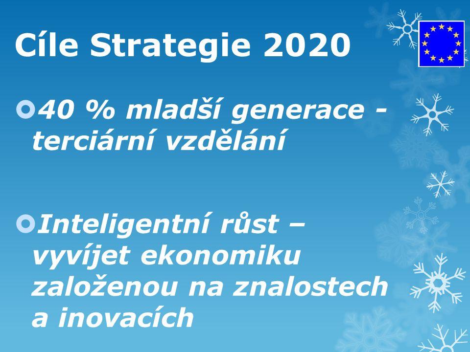 Strategie vzdělávací politiky ČR do r.