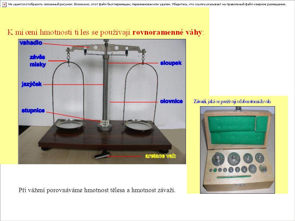 Otázky 1.Jaká je základní jednotka hmotnosti.