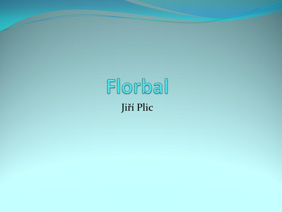 Charakteristika sportu Florbal je kolektivní halový sport podobný pozemnímu hokeji.