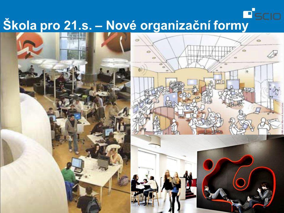 Školství dnesŠkola pro 21.s. – Nové organizační formy