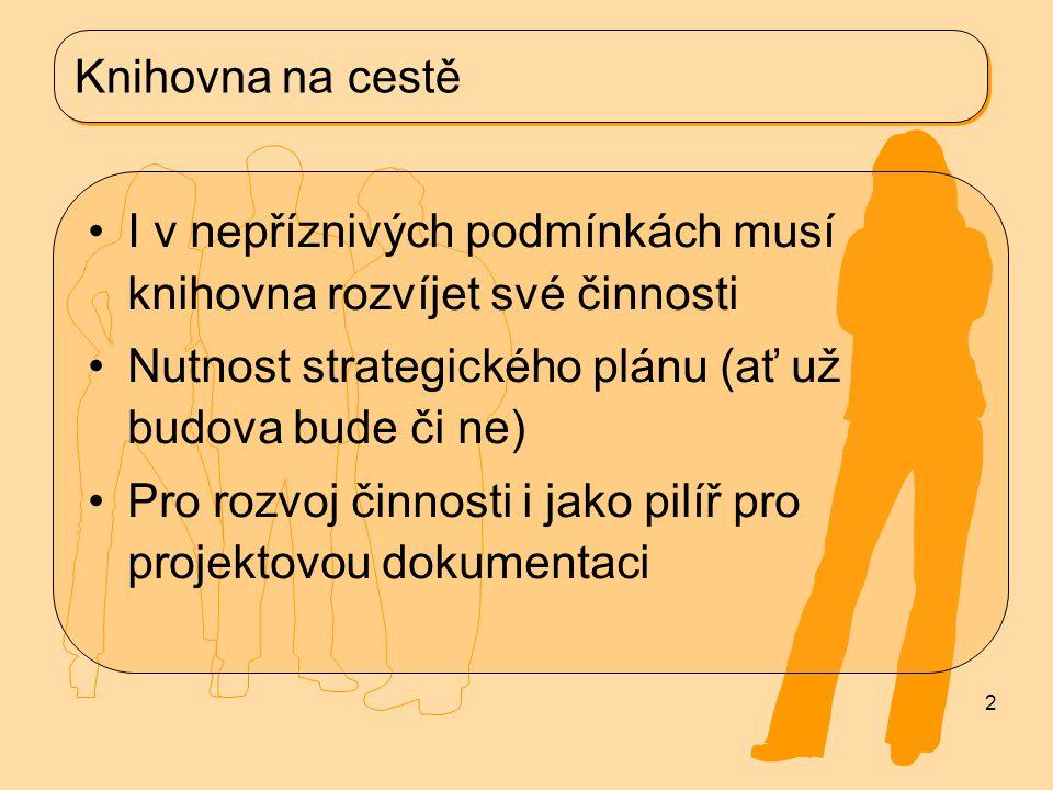 DĚKUJI ZA POZORNOST Martina Wolna Městská knihovna Třinec reditelka@knih-trinec.cz www.knih-trinec.cz 13
