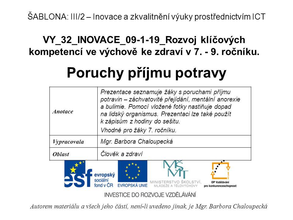 VY_32_INOVACE_09-1-19_Rozvoj klíčových kompetencí ve výchově ke zdraví v 7.