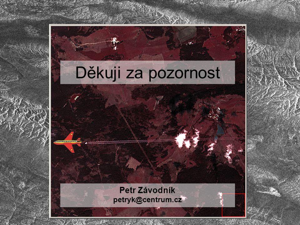 Děkuji za pozornost Petr Závodník petryk@centrum.cz