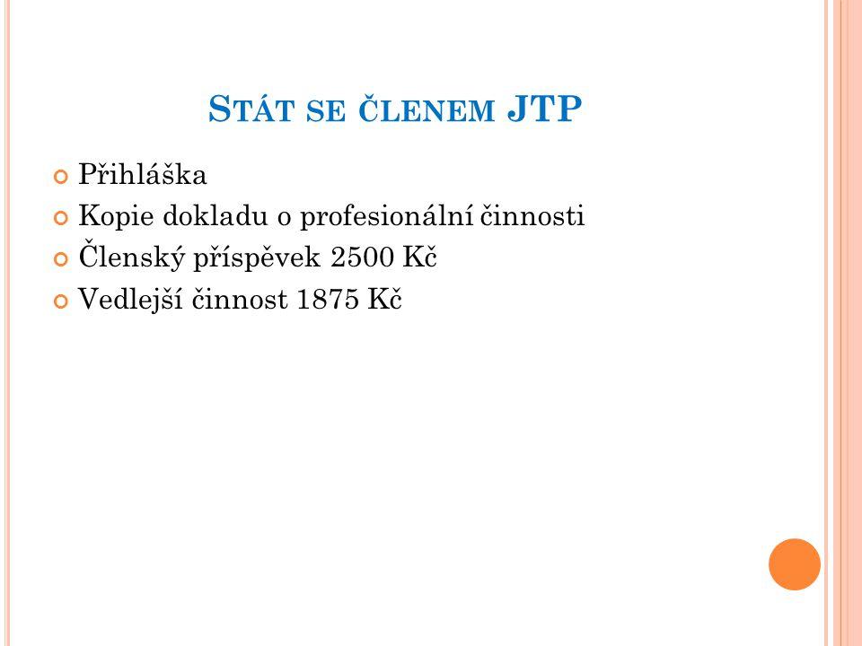 ASKOT Založena 1990 Od 2007 přidružená k JTP Výběrová organizace – přísné podmínky Záruka kvality