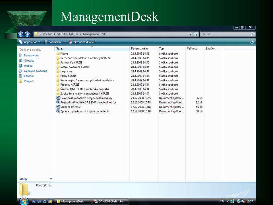ManagementDesk