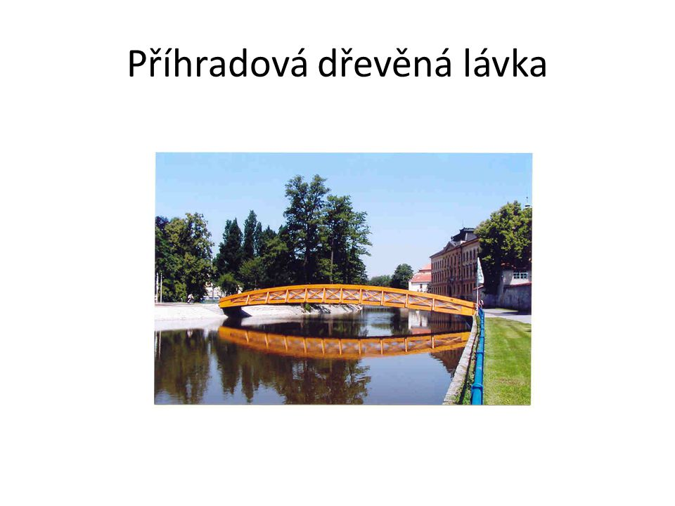 Druhy mostovek mostů pozemních komunikací