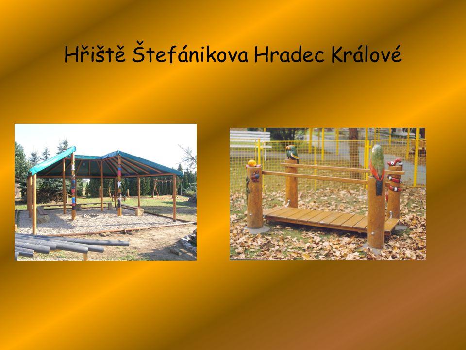Hřiště Štefánikova Hradec Králové