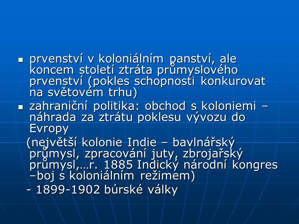 zahraniční politika: růst územní rozlohy (Finsko, Besarábie, Kavkaz), postup na Sibiř a dálný východ zahraniční politika: růst územní rozlohy (Finsko, Besarábie, Kavkaz), postup na Sibiř a dálný východ rusko-turecká válka – 1877: rusko-turecká válka – 1877: Rusko vystupuje jako ochránce Slovanů (balkánských států), porážka Turků, mír v San Stefanu- Turecko uznalo rozhodující vliv Ruska na Balkáně Rusko vystupuje jako ochránce Slovanů (balkánských států), porážka Turků, mír v San Stefanu- Turecko uznalo rozhodující vliv Ruska na Balkáně