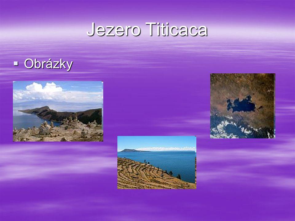 Jezero Titicaca  Obrázky