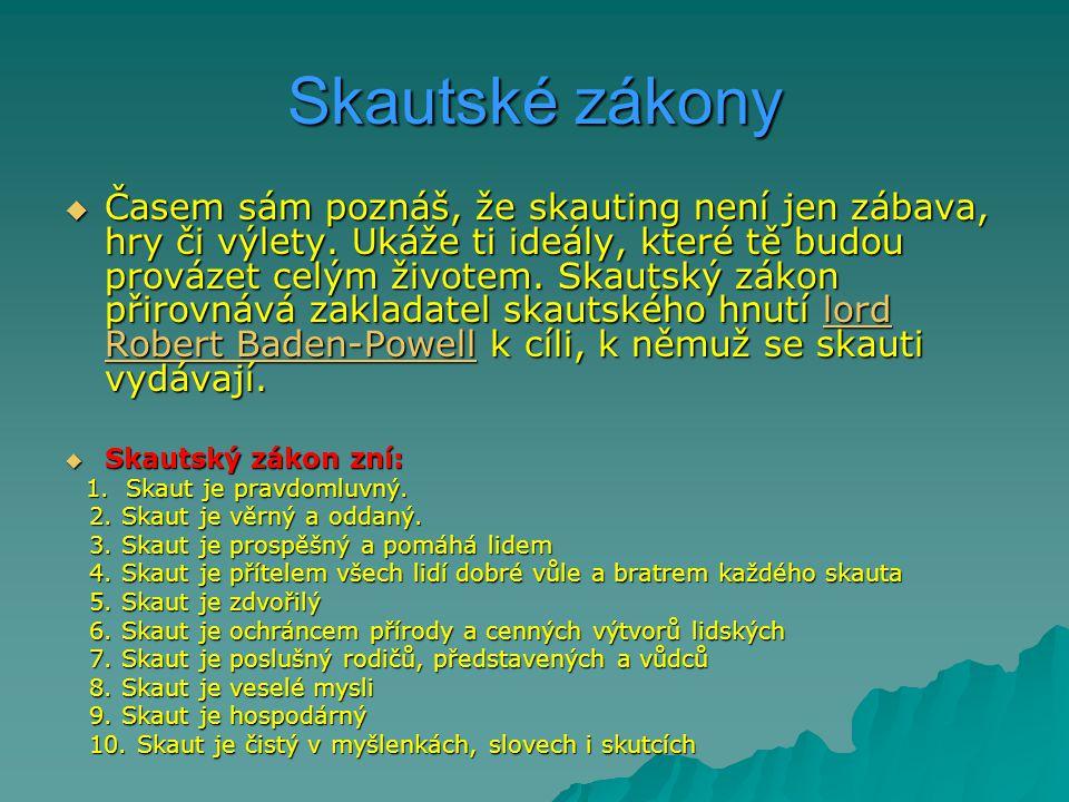 """Státní hymna České Republiky  Českou státní hymnou je píseň """"Kde domov můj , resp."""