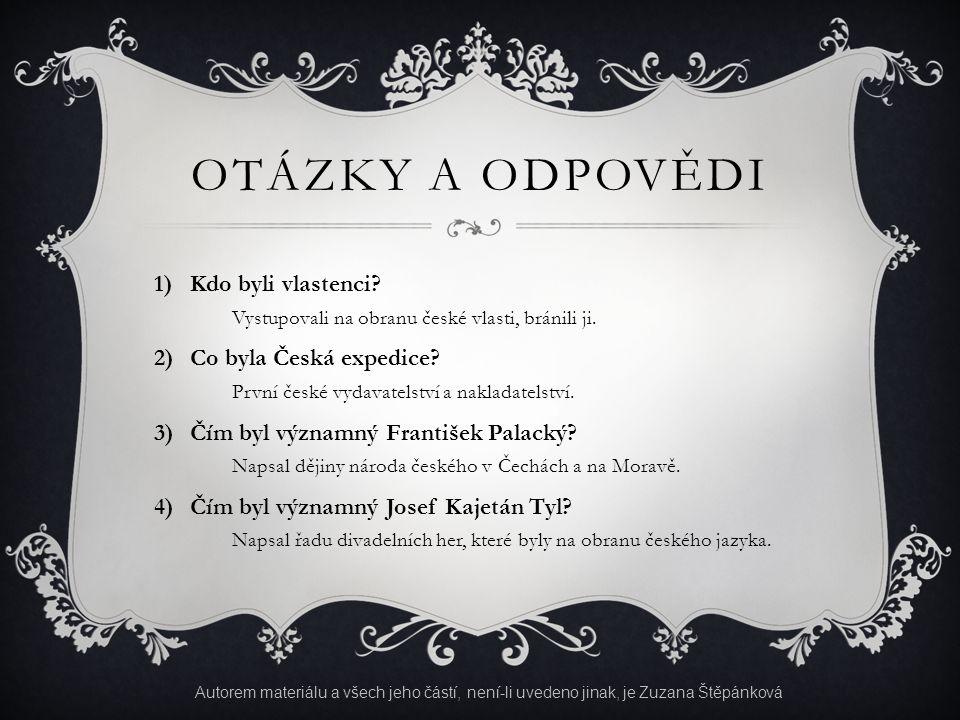 Použité zdroje: František Palacký: [cit.2012-04-02].