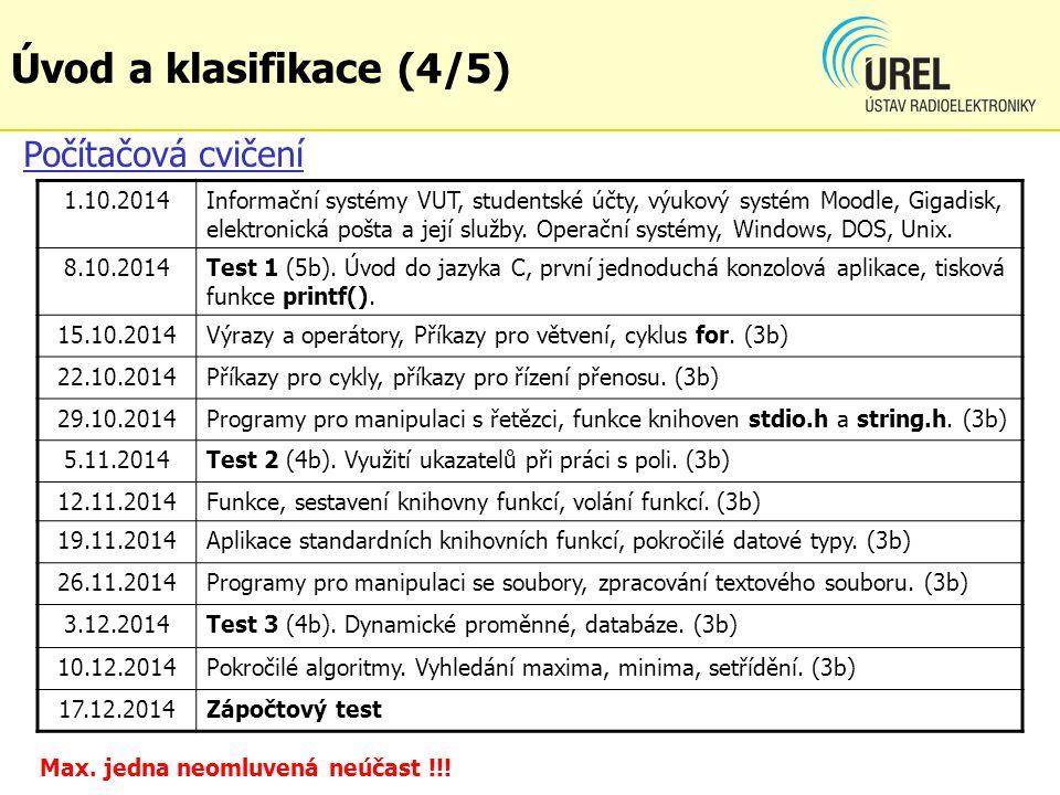 1.10.2014Informační systémy VUT, studentské účty, výukový systém Moodle, Gigadisk, elektronická pošta a její služby.