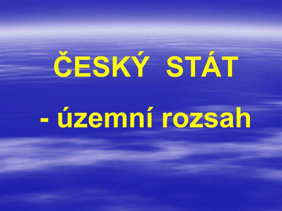 Země České koruny součástí habsburského soustátí.
