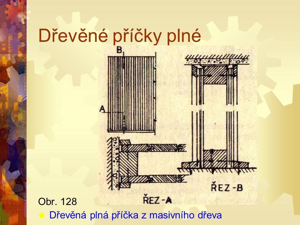 Dřevěné příčky plné PPlné příčky oddělují sousední prostory zejména opticky. Používáme je tam, kde neklademe zvláštní požadavky na tepelnou nebo zvu