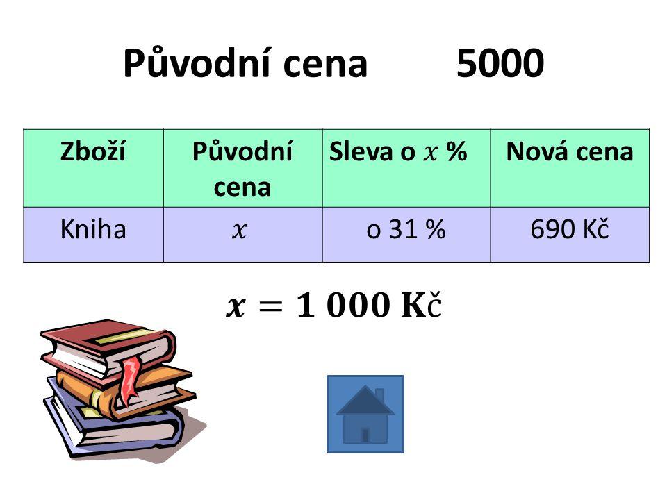Původní cena5000 ZbožíPůvodní cena Nová cena Knihao 31 %690 Kč