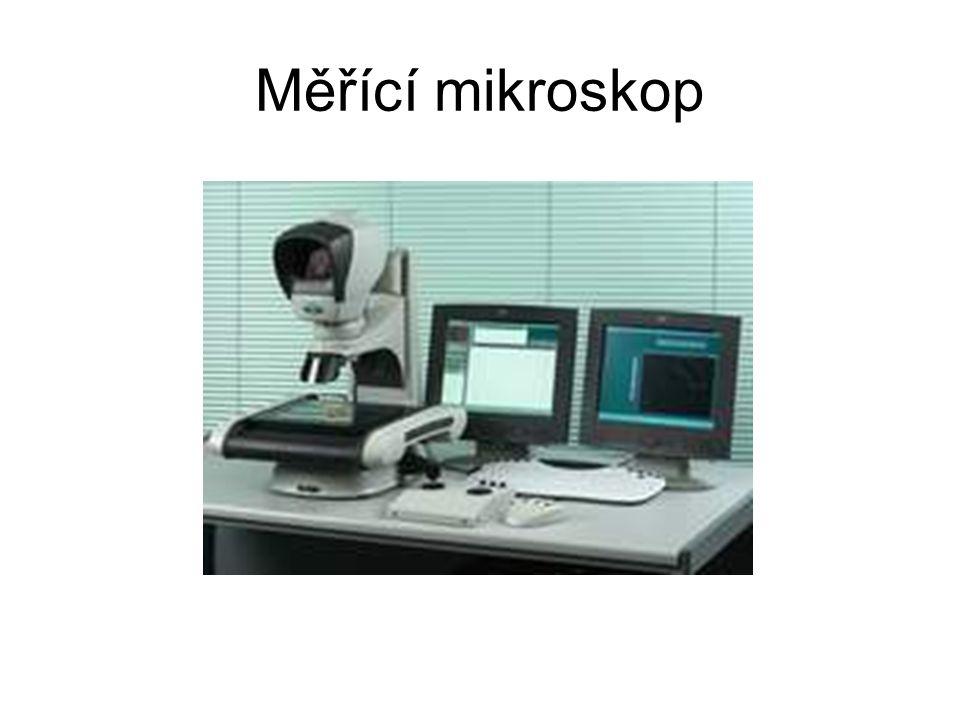 Měřící mikroskop