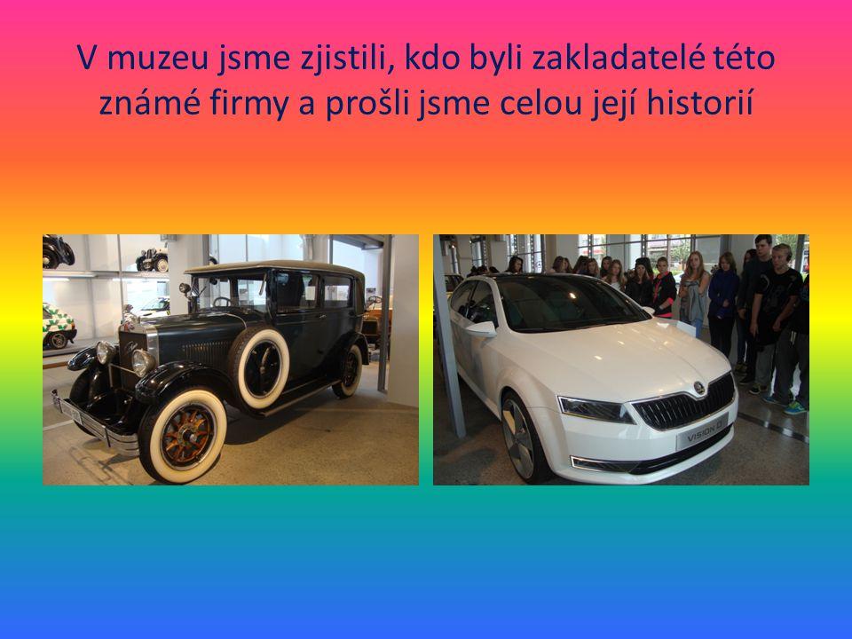 Výrobní závod Škoda Auto Měli jsme možnost prohlédnout si, jak se ve skutečnosti rodí auto od prvních vylisovaných plechů po utahování šroubků na palubní desce