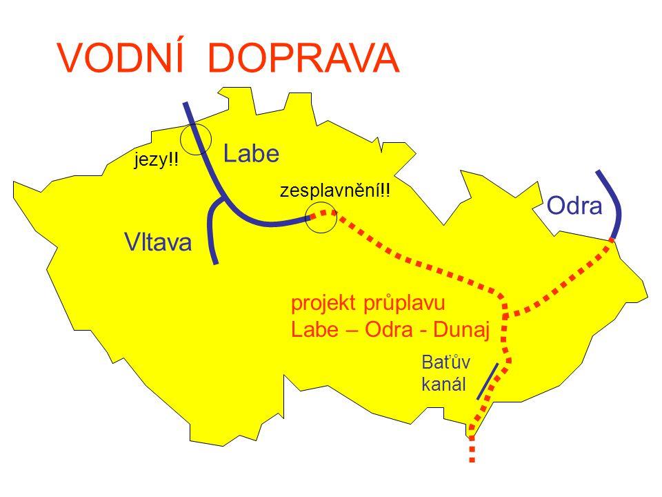 LETECKÁ DOPRAVA Praha - Ruzyně Ostrava - Mošnov Brno - Tuřany Karlovy Vary Kunovice