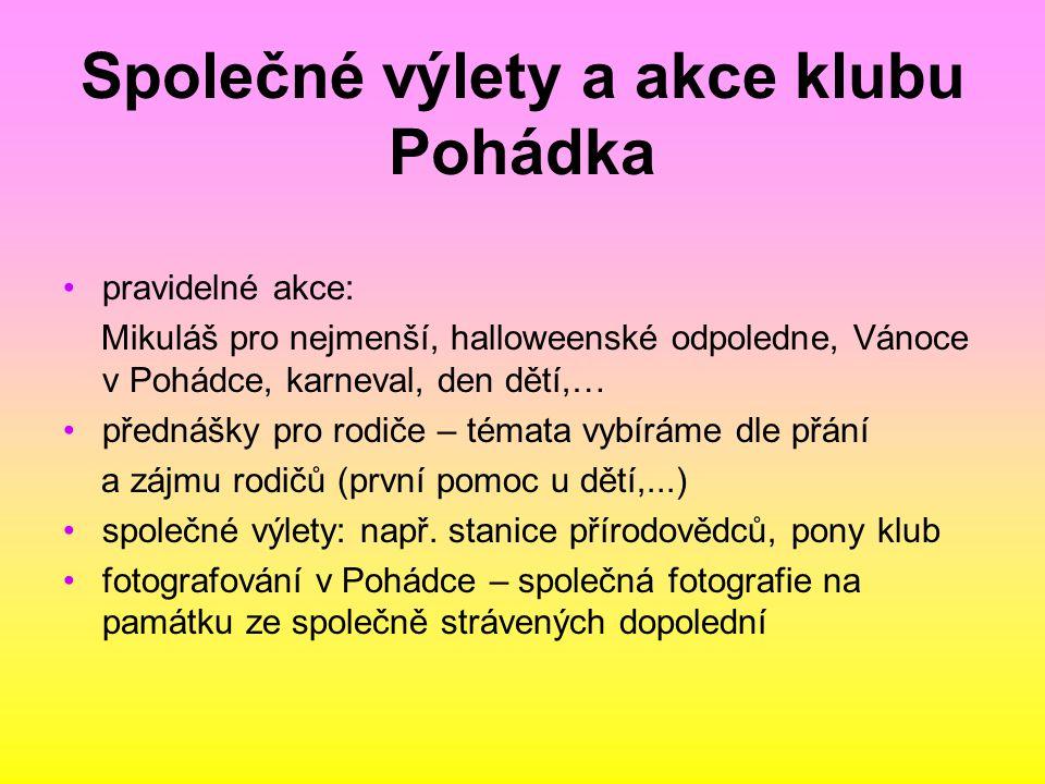 Více informací naleznete na stránkách http://www.ddmstodulky.cz/ http://pohadkaaskolicka.webnode.czhttp://www.ddmstodulky.cz/http://pohadkaaskolicka.webnode.cz