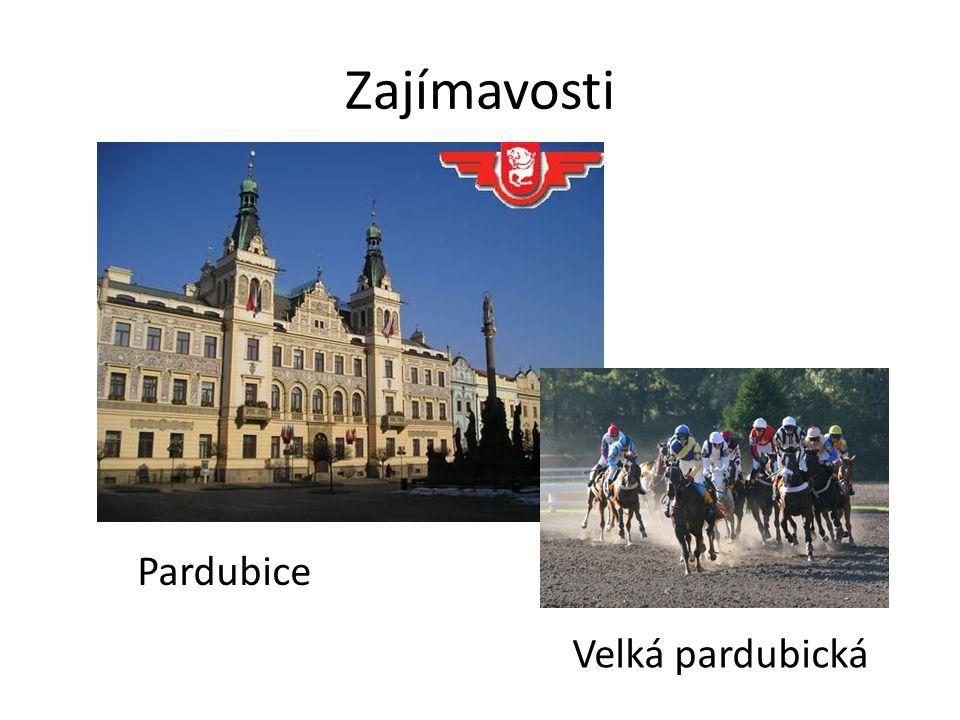 Zajímavosti Pardubice Velká pardubická