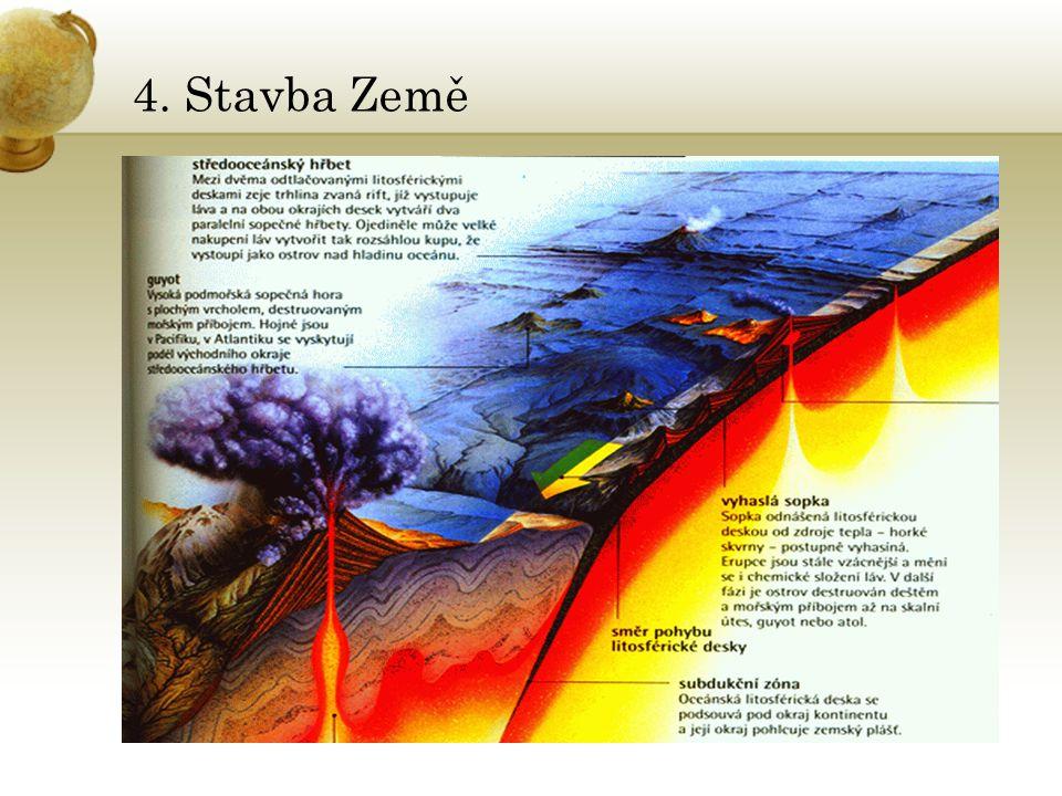 4. Stavba Země