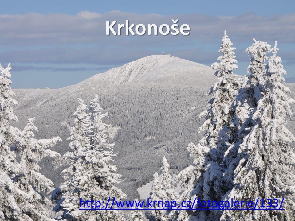 Krkonoše http://www.krnap.cz/fotogalerie/133/