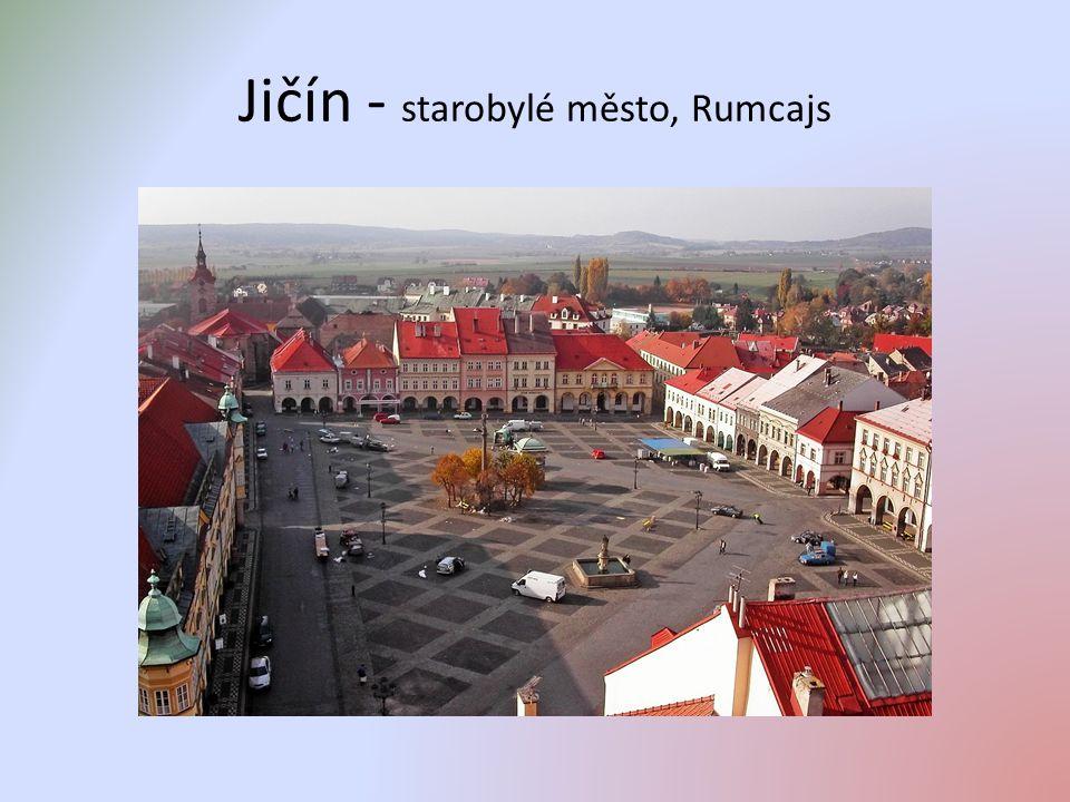Jičín - starobylé město, Rumcajs