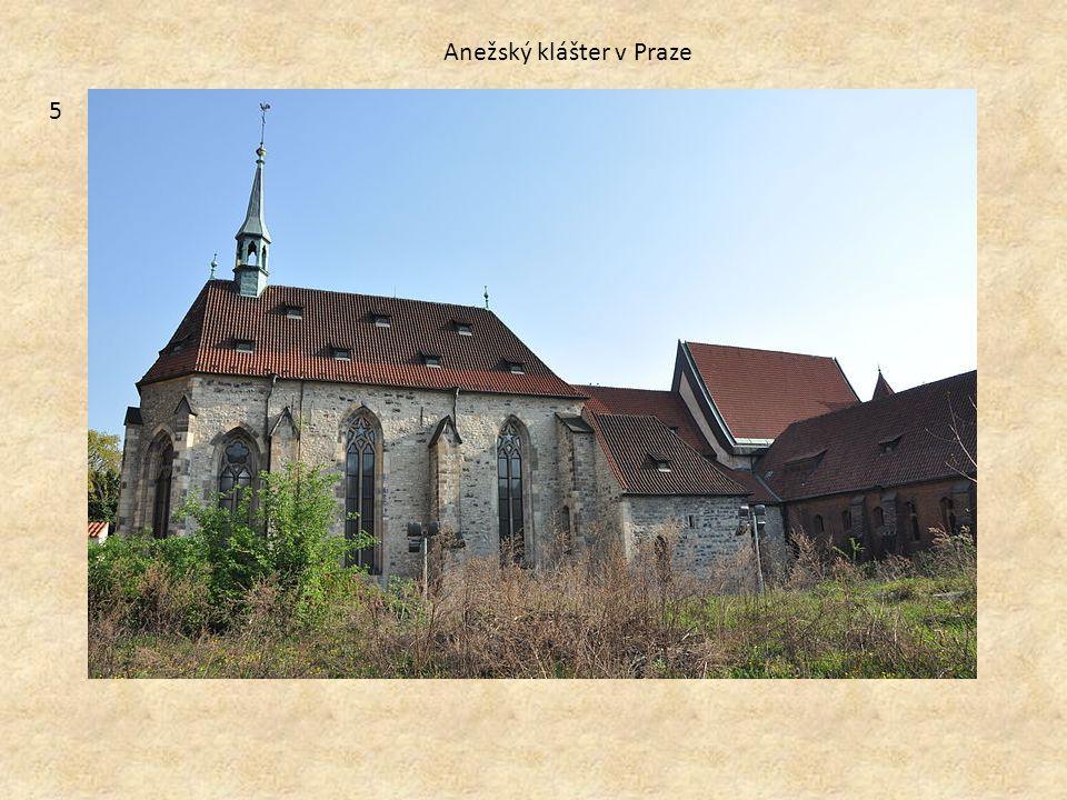 Anežský klášter v Praze 5