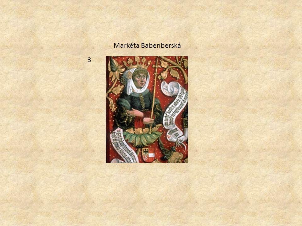 3 Markéta Babenberská