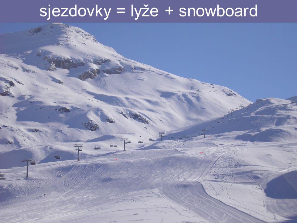 ledovcové lyžování = celosezónní Schladming - Rakousko