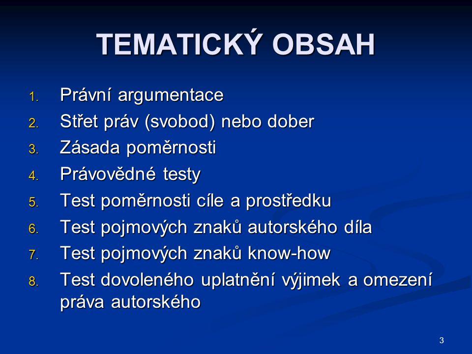 4  9. Test přiměřenosti zadostiučinění za nemajetkovou újmu za nemajetkovou újmu