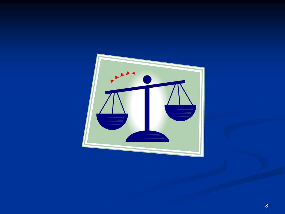 9 VÁHY A MEČ atributy ctnosti Spravedlnosti
