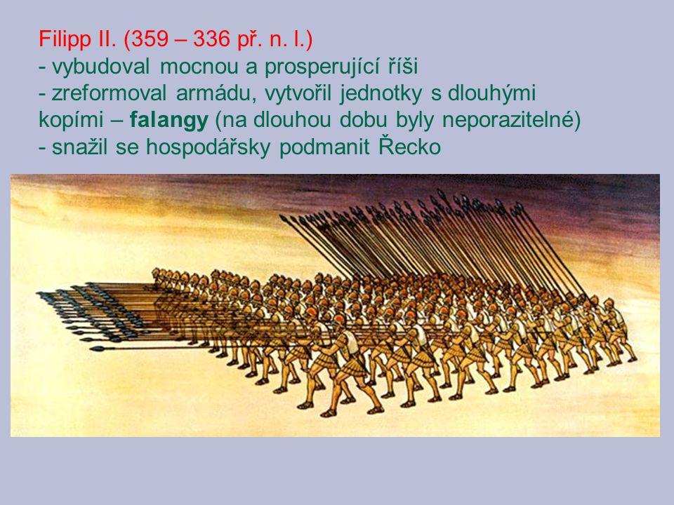 Filip II. Makedonský Démosthenés filipiky