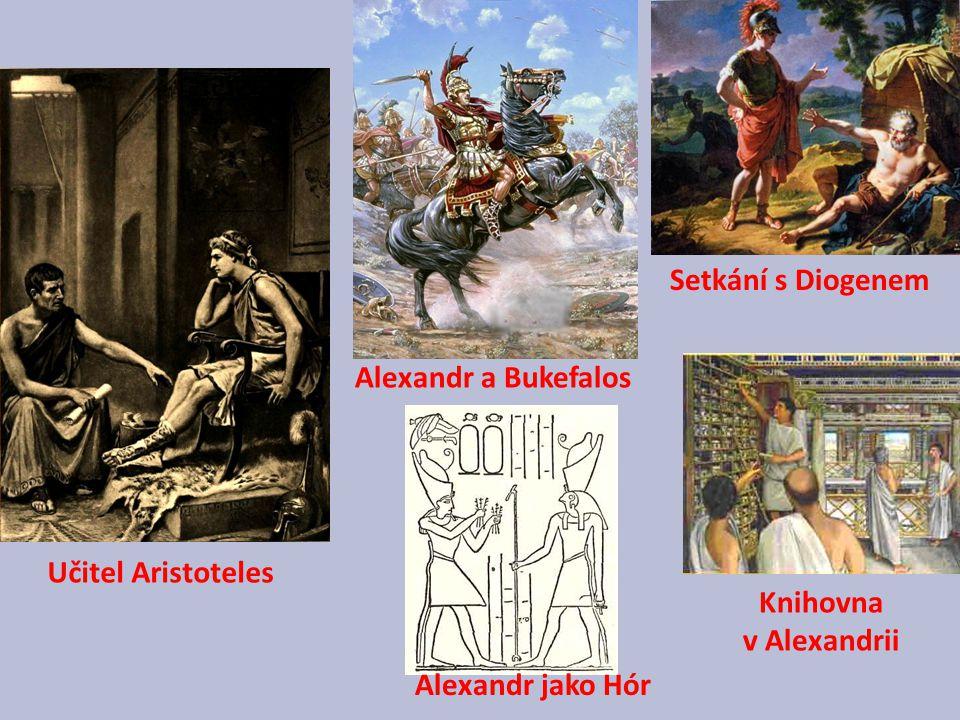 Tažení Alexandra Makedonského a jeho říše (336-323 př. n. l.)