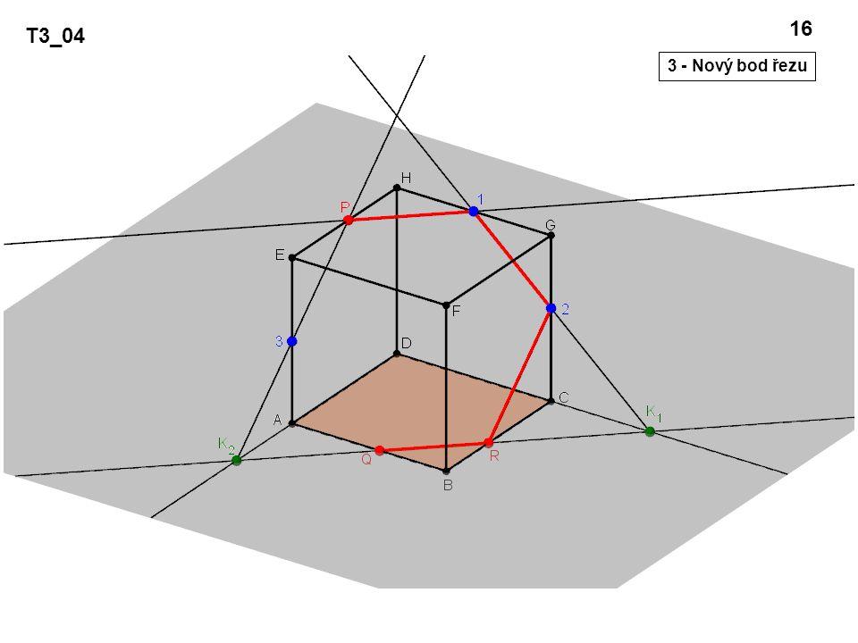 T3_04 16 3 - Nový bod řezu