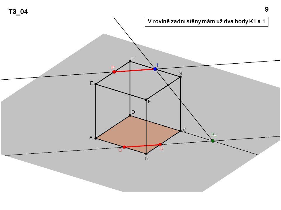 T3_04 20 Kontrola přesnosti rýsování pomocí dalších kouťáků!